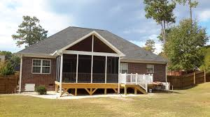 screen porch roof aluminum three season rooms and screened porches custom decks