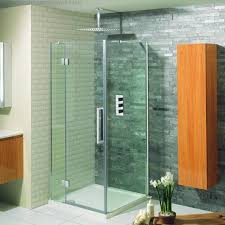 Victorian Bathroom Door Simpsons Ten Hinged Shower Door With Inline Panel Victorian