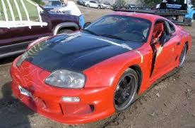 wrecked toyota trucks for sale for sale toyota turbo supra nissan skyline for sale