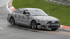 2018 audi a8 spy photos from the nurburgring motor1 com photos