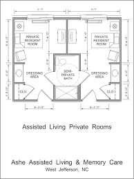 floor plans for assisted living facilities ashe assisted living