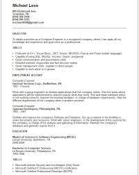 cv for computer engineer resume skills computer science cv of computer science pdf jobsxs com