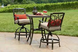 3 Piece Patio Set Bistro Table Set Review Madison Bay 2 Person Sling Patio Better
