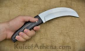 Kitchen Devils Knives Ak013 Assassin U0027s Sica 34 95