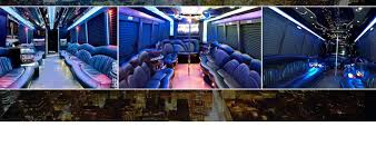 Bus From Nyc To Six Flags Party Bus Chicago Limo Bus Rental With A Bathroom