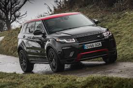 old white land rover range rover evoque ember 2017 review auto express