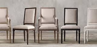 Restoration Hardware Dining Room Chairs Vintage French Square Collection Rh