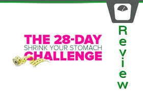 Challenge How Does It Work Dr Oz S 28 Day Shrink Your Stomach Challenge Review Does It Work
