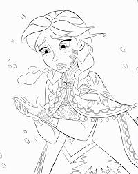 disney u0027s frozen colouring pages cute kawaii resources coloring