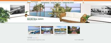 los angeles real estate web designer vivid candi
