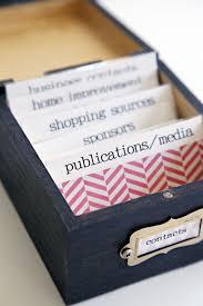 Organizing Business Best 25 Card Organizer Ideas On Pinterest Greeting Card Storage