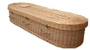 wicker casket crafted wicker coffins caskets greenfield coffins