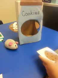 rock chalk speech talk if you give a mouse a cookie