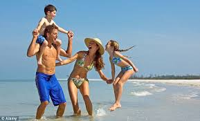 family of four could fork out 145 more on trips abroad if they go