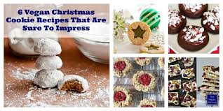 6 vegan christmas cookie recipes that are sure to impress u2022 the