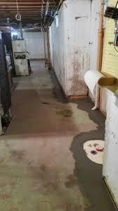 milan il wet basement waterproofing foundation repair company