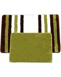 Dark Green Bathroom Rugs Green Bathroom Rug Sets Rugs Ideas