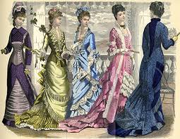 godey s fashions selecting the correct bustle to create the 1870s or 1880s