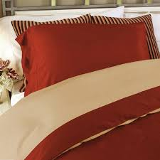Red And Cream Duvet Cover Bamboo Duvet Covers Bliss Villa By Dreamweave Bamboo Bliss