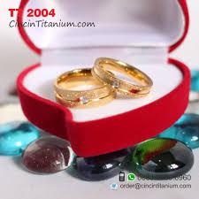 model cincin titanium cincin titanium bandung
