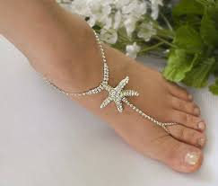 starfish barefoot sandals 18 best asherat images on anklet ankle straps and