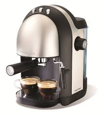 espresso maker accents brushed espresso coffee maker espresso machines