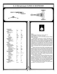 star trek blueprints fasa klingon ship recognition manual volumes