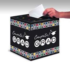 82 best card boxes images on wedding cards graduation