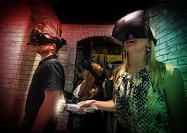 halloween horror nights logo universal orlando resort u2013 new virtual reality experience debuting