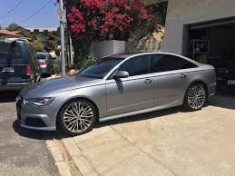 my audi my audi a6 summer of audi edition with black optic package s