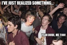 Sudden Realization Meme - sudden realization kid meme image memes at relatably com