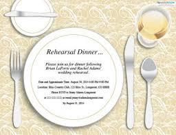 rehearsal lunch invitations dinner invitation cloveranddot