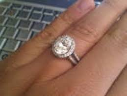 large engagement rings s oval cut cz halo engagement ring