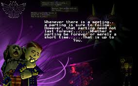 recently started playing majora u0027s mask probably one of the the