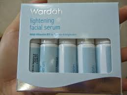 Serum Wardah Lightening Series indocencias wardah lightening serum
