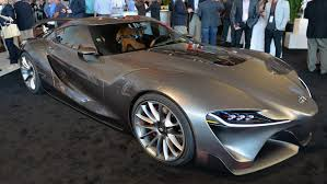 new lexus sports car concept new toyota supra may get a twin turbo lexus v6 auto moto japan