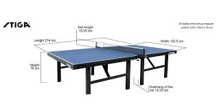 how long is a beer pong table pong table dimensions beer pong table ping pong table size and