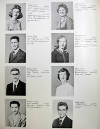find high school yearbook pictures northeast high school yearbook 1959