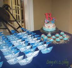 anchor baby shower ideas nautical themed baby shower ideas polka dot pattern paper boat