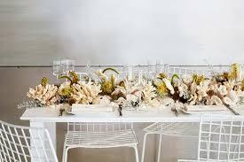 driftwood centerpieces creative non floral wedding centerpieces