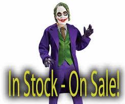 Halloween Costumes Sales Discount Child Joker Halloween Costumes Sale Boy Size