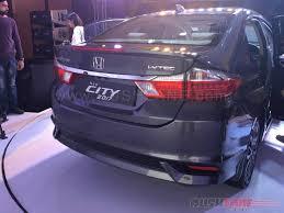 new honda city car price in india new honda city facelift 2017 india price revealed