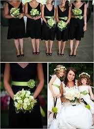 black and white wedding bridesmaid dresses black is back black bridesmaids dresses articles easy weddings