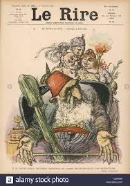 Ottoman Ruler Abdul Hamid Ii Ottoman Sultan 1876 1909 Satirical View Of A