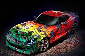 Dodge Viper Colors - 2016 dodge viper gtc and acr available with matte paint