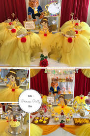 112 best beauty and the beast princess party images on pinterest