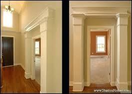 interior pillars faux pillars types of interior columns new custom homes faux log
