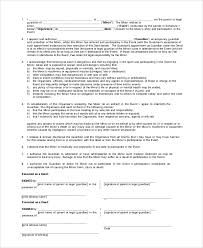 authorization letter for grandparent sample temporary guardianship form 10 examples in pdf word