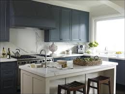 Grey Kitchen Cabinets by Kitchen Grey And Brown Kitchen Gray Wood Cabinets Blue Grey