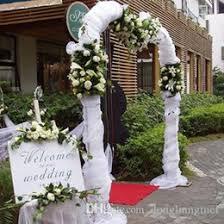 wedding arch backdrop discount wedding arch backdrop 2018 wedding arch backdrop on